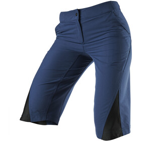 Zimtstern StarFlowz Shorts Dames, petrol